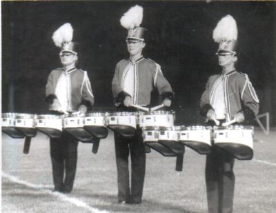 Year: 1995; Div II Champion Tenor Line at Canadian Open: Randy Moyer, Jeff Carther, Chris O'Neil